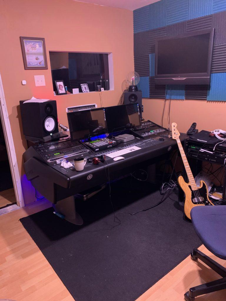 Studio Desk Upgrade